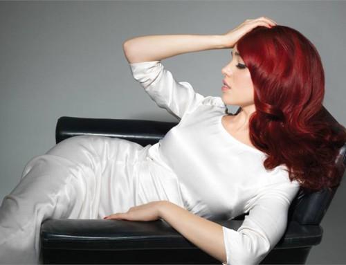 Les couleurs de cheveux tendance de L'Oréal