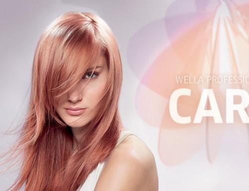 Soins des cheveux : les produits Wella pour réparer