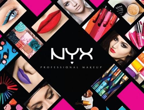 NYX Professional Makeup : des produits colorés et abordables