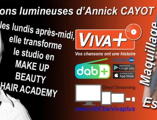Annick Cayot sur Viva+